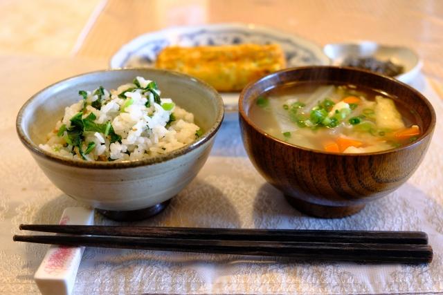 赤味噌,免疫,朝食