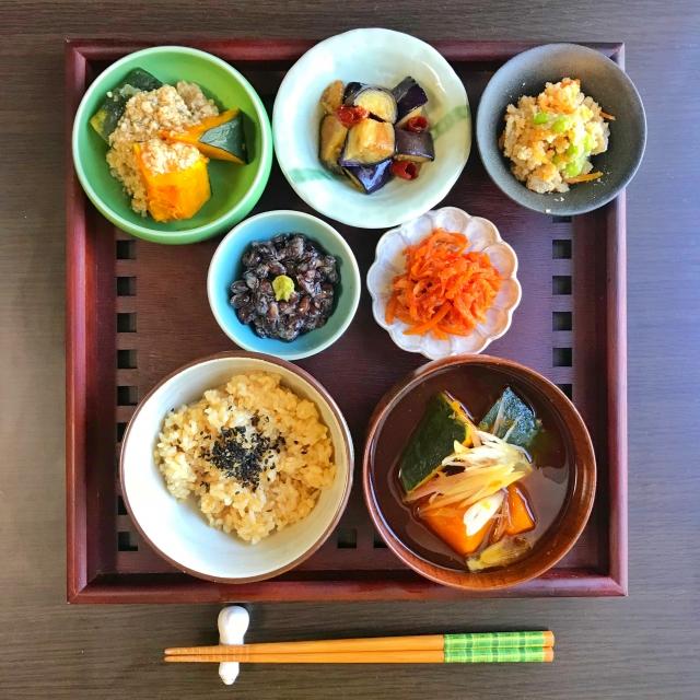玄米菜食で免疫力アップ