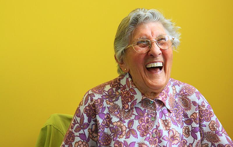 笑いで免疫力向上